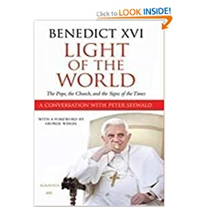 Download Light Of The World: The Pope, The Church And The Signs Of The Times ebook