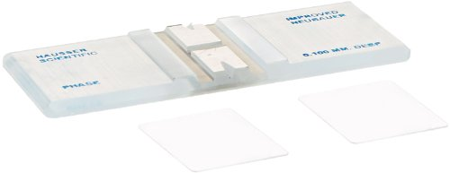 Hausser Scientific 3200 Glass Improved Neubauer Platelet Counting Chamber