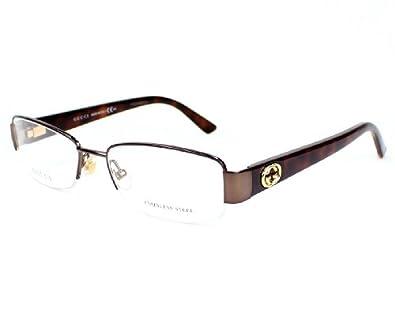 Occhiali da vista per donna gucci gg 4245 1ek calibro 52 for Amazon occhiali da vista