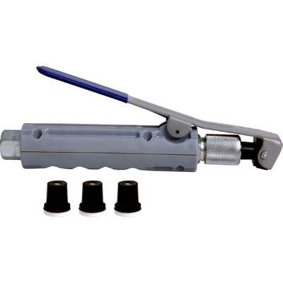Sandblaster Gun with 3 Extra Nozzles : Sand Blasting Tool