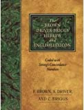 img - for The Brown-Driver-Briggs Hebrew and English Lexicon - Coded with Strong's Concordance Numbers book / textbook / text book