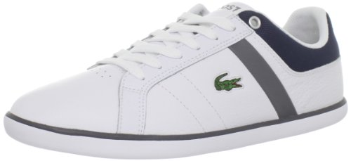 Lacoste 24SPM125-X96 Evershot PS White/Dark Blue men's 11