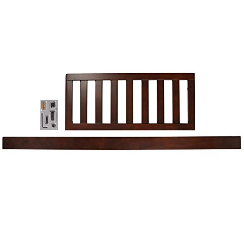Summer Infant Freemont Crib Conversion Kit, Black Cherry
