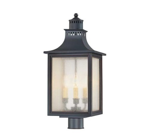 Savoy House Lighting 5 255 25 Monte Grande Collection 3 Light Outdoor Post Mo