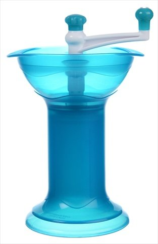 Munchkin Baby Food Grinder, Light Blue - 1