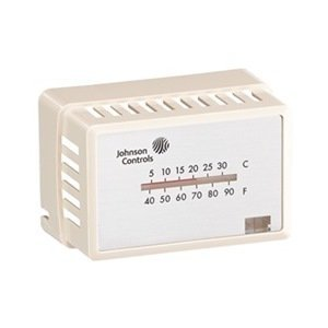 pneumatic-thermostat-cover-beige-by-johnson-controls-inc
