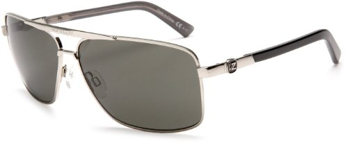 Von Zipper Metal Stache Aviator Sunglasses