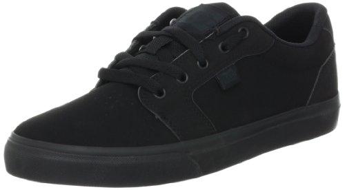 DC Men's Anvil Action Sports Shoe, Black/Black, 10.5 M US