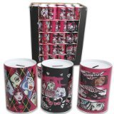 Monster High Tin Money Bank (Assorted Styles)