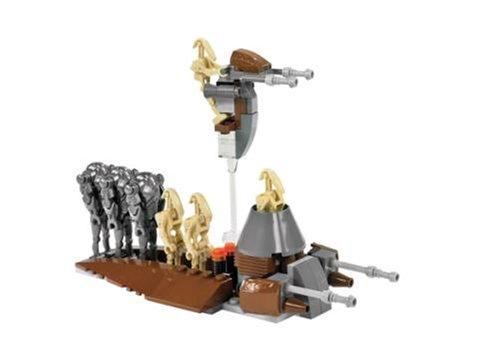 LEGO Droids Battle Pack 7654 (Lego Super Battle Droid compare prices)