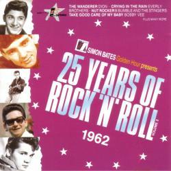 Various - 25 Years of Rock N Roll 1962