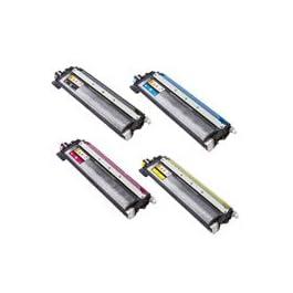 Brother HL-3040 / HL-3070 / DCP-9010 / MFC-9120 / MFC-9320 (TN230) Lot Complet de Toners Compatibles de première qualité