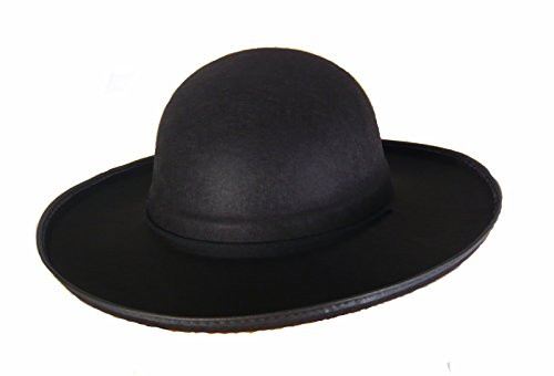 12855 Padre Costume Hat Permafelt Priest Guido Sarducci Hat