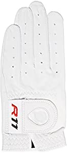 Taylormade R11 Cadet Magnetic Custom Glove, White/Black (Left Hand, Small)