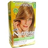 Garnier Nutrisse Hair Colouring Cream 8 Vanilla Blonde/Medium Blonde