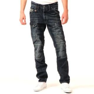 G Star General 5620 Aged Mens Jeans Navy 28 L30