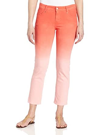 (暴低)李维斯Levi's Women's Skinny Jean美女渐变色修身牛仔裤$7.85红