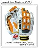 BDM Titanium Batting Gloves RH