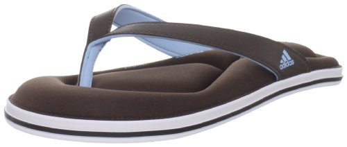 adidas Women's Juuvi FitFOAM Slide Sandal