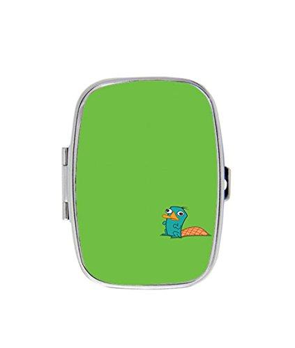 Perry Platypus custom useful pill Box Medicine Tablet