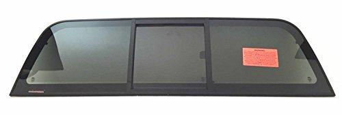 1998-2004 Nissan Frontier 2 & 4 Door Pickup Sliding Rear Window Glass Back Slider (Nissan Frontier Back Glass compare prices)