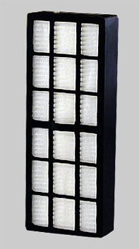 Generic Eureka HEPA Filter Designed to Fit Style HF-7 Eureka Power Boss Models (Made by VacFx) (Eureka Hf 7 compare prices)