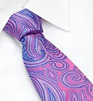 Collezione Sartorial Pure Silk Embroidered Paisley Tie