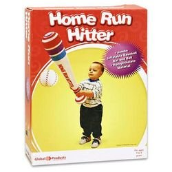 Inflatable Home Run Hitter front-1025359