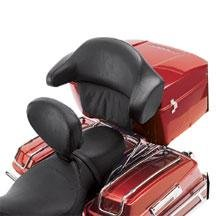 H-D Smooth King Tour-Pak Backrest Pad 52892-98A
