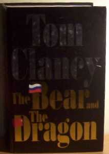 The-Bear-And-The-Dragon-Clancy-Tom-Used-Good-Book