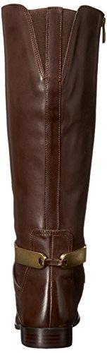 Franco Sarto Women's Majesta Knee High Boot, Brown, 9 M US
