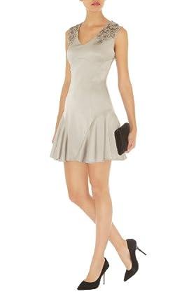 ORIENTAL BEADWORK DRESS