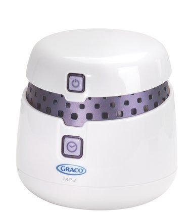 Graco Sweet Slumber Sound Machine, White Image
