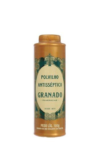 Granado フット 防腐剤 パウダー ・無香り100g
