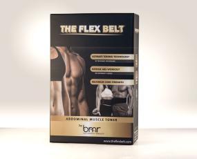 Flex Belt Ab Belt - Model X70