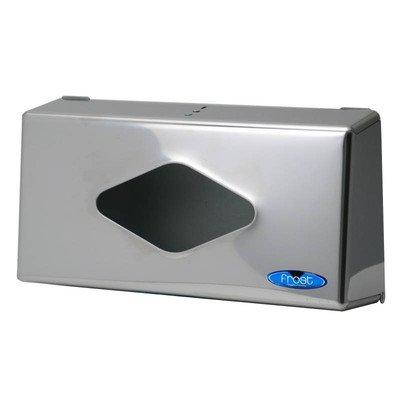 Frost 180 Facial Tissue Dispenser Metallic Home Garden Bathroom Accessories Holders