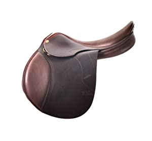 Pessoa Gen-X Prestige Close Contact Saddle w/XCH Long, 16.5