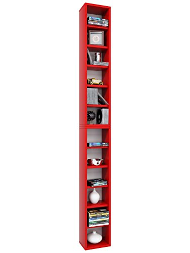 VCM-24007-Anbauprogramm-Bigol-fr-204-CDs-Holz-175-x-175-x-21-cm-rot