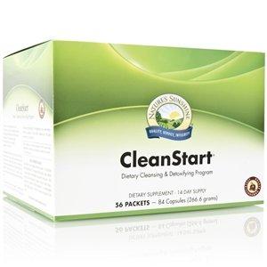 Nature's Sunshine Clean Start -Apple Cinnamon (56 packets/14 Day Supply)