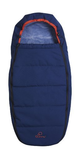 Quinny Footmuff, Electric Blue - 1