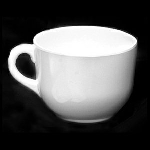 (Pack Of 6) 20 Oz. White Melamine Mug Break-Resistant *Nsf Approved*