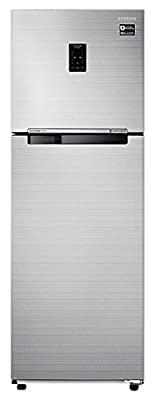 Samsung RT30K37547E Frost Free Freezer-on-Top Free-Standing Refrigerator (275 Ltrs, 4 Star Rating, Fair Isle)
