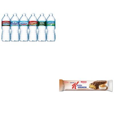 kitkeb29190nle101243-value-kit-kelloggs-special-k-protein-meal-bar-keb29190-and-nestle-bottled-sprin