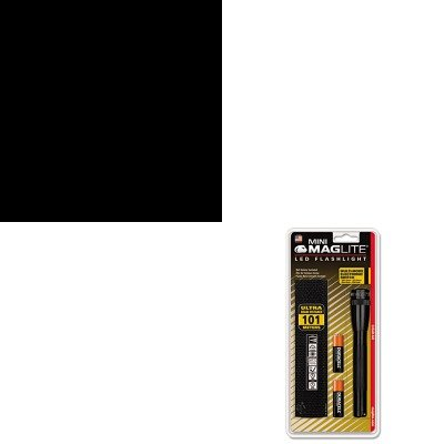 Kitevel91Bp4Mglsp2201H - Value Kit - Energizer E Lithium Batteries (Evel91Bp4) And Mag Instrument Inc Mini Led Flashlight (Mglsp2201H)