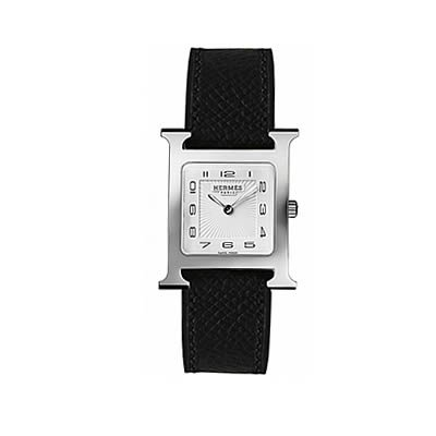 Hermes H Hour Medium Ladies Quartz Watch - 036792WW00