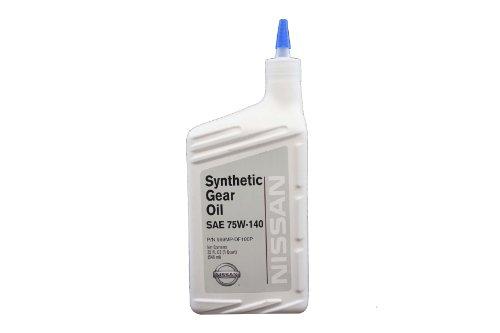 genuine-nissan-fluid-999mp-df100p-sae-75w-140-synthetic-gear-lubricant-oil-1-quart