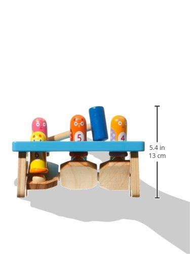 KinderkUche Holz Ab 2 Jahren ~ Preisvergleich  Klopfbank aus Holz ab 3 Jahren, kindgerechtes Design