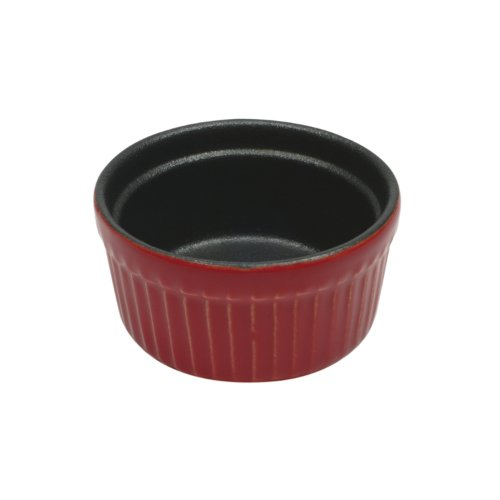 Maxwell and Williams Microstoven Red 3-Inch Ramekin