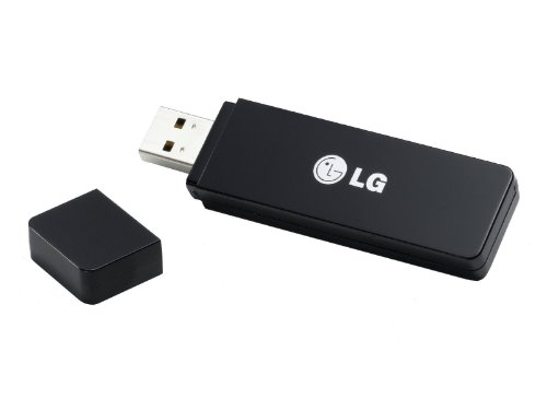 LG AN-WF100 Wi-Fi Dongle for Wireless Access