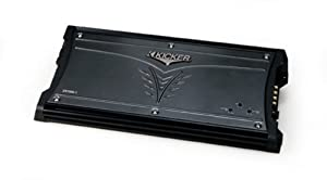 Kicker 08ZX15001 1500-Watt Class D Mono Subwoofer Amplifier